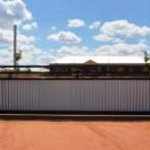 Sliding Gate - Sunraysia Garage Doors