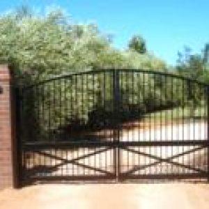 Swing Gate - Sunraysia Garage Doors